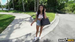 Autumn Falls - Barely Legal Hottie Pounded On The Bus | Picture (48)