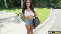 Autumn Falls - Barely Legal Hottie Pounded On The Bus | Picture (96)