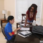 Daya Knight in 'Hot Ebony Teacher's Plan'