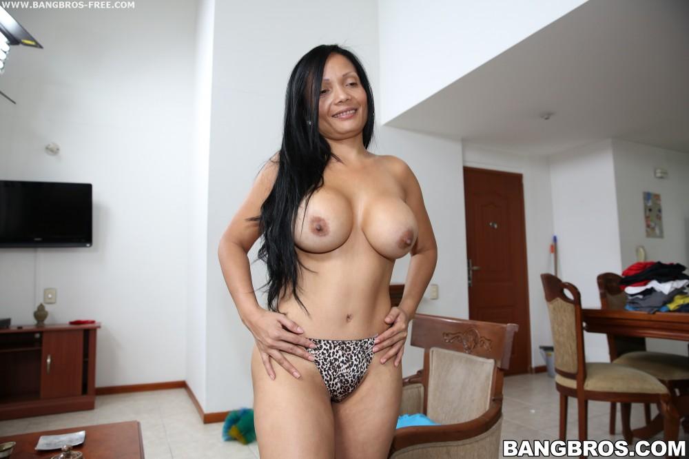 Busty Milf Latina