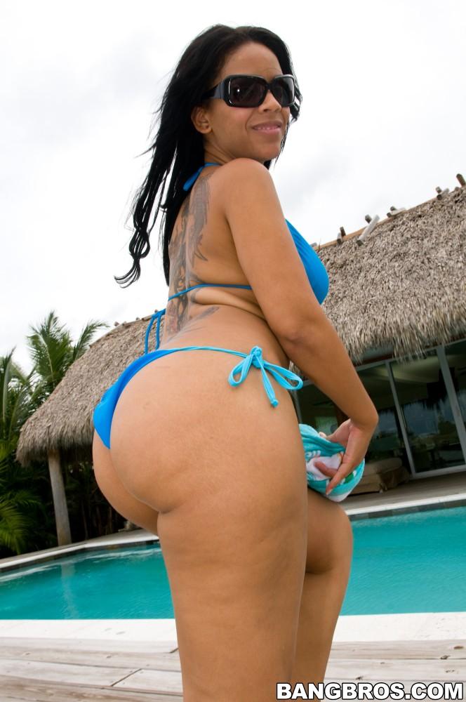 Elena Heiress Bubble Thick Phat Latina