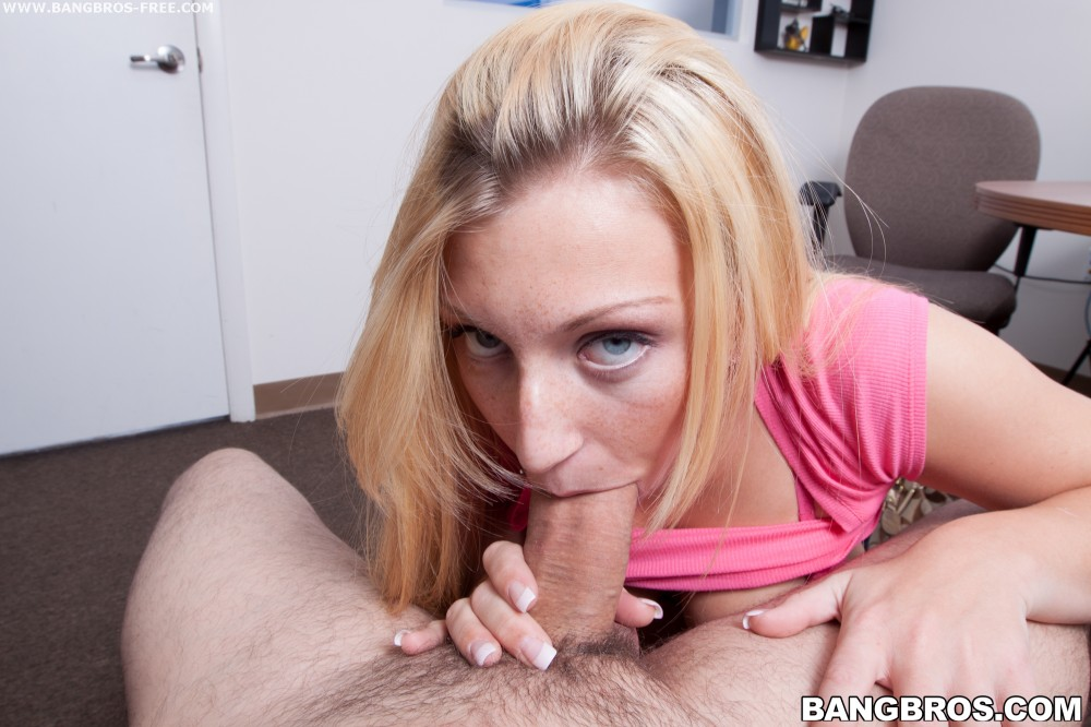 Her first dick
